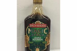 MAPLE BOURBON FLAVORED MAGIC SYRUP