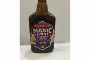 MIND BODY MAPLE MAGIC SYRUP