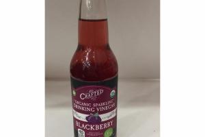 BLACKBERRY ORGANIC SPARKLING DRINKING VINEGAR