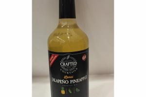 JALAPENO PINEAPPLE COCKTAIL MIX