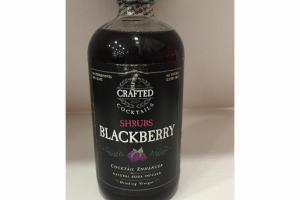 BLACKBERRY SHRUBS COCKTAIL ENHANCER