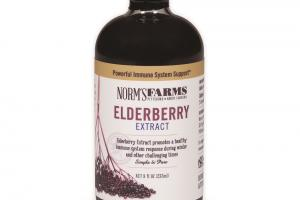 ELDERBERRY EXTRACT POWERFUL IMMUNE SYSTEM SUPPORT DIETARY SUPPLEMENT