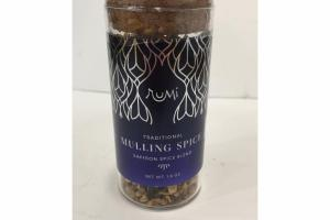 SAFFRON SPICE BLEND TRADITIONAL MULLING SPICE