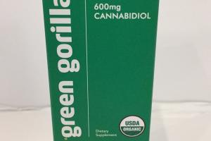 Cbd Oil 600mg Cannabidiol Dietary Supplement