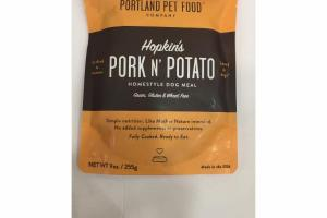 HOPKIN'S PORK N' POTATO HOMESTYLE DOG MEAL