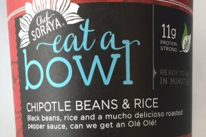 Chipotle Beans & Rice