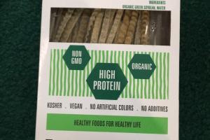 Tagliarini Organic Soybean Pasta