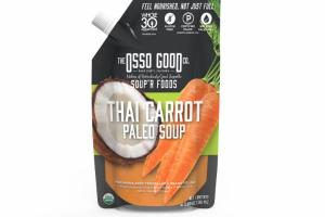 THAI CARROT PALEO SOUP