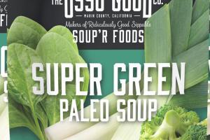 SUPER GREEN PALEO SOUP'R FOODS