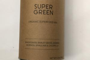 Super Green Organic Superfood Mix