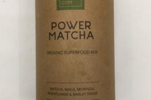 Organic Superfood Mix