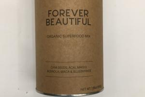 Organic Superfood Mix