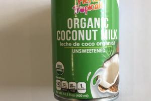 Organic Coconiut Milk