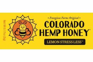 LEMON STRESSLESS FULL SPECTRUM HEMP EXTRACT STICK