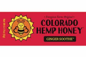 GINGER SOOTHE FULL SPECTRUM HEMP EXTRACT