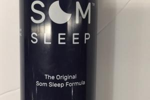 The Original Som Sleep Formula Dietary Supplement