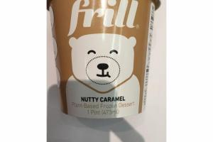 NUTTY CARAMEL PLANT-BASED FROZEN DESSERT
