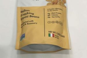 ITALIAN SNACKING LUPINI BEANS