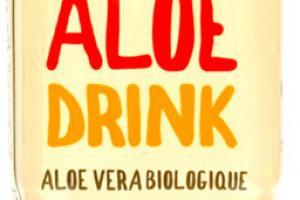 Organic Aloe Drink