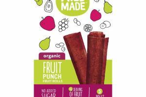 FRUIT PUNCH ROLLS