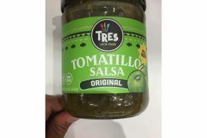 ORIGINAL TOMATILLO SALSA