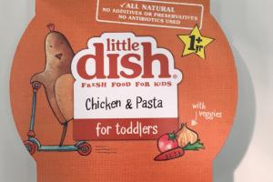 Chicken & Pasta For Toddlers