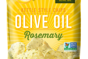 ROSEMARY OLIVE OIL KETTLE STYLE CHIPS