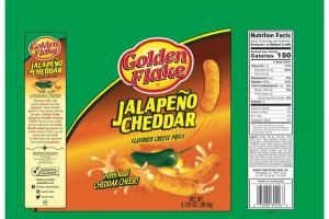 JALAPENO CHEDDAR FLAVORED CHEESE PUFFS