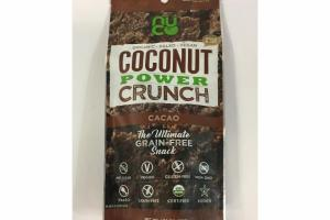 CACAO, COCONUT POWER CRUNCH