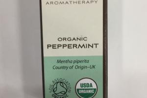 100% Organic Pure Essential Oils