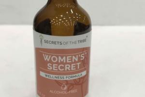 WOMEN'S SECRETS WELLNESS FORMULA ALL NATURAL DIETARY SUPPLEMENT