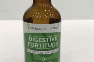 DIGESTIVE FORTITUDE HEALTHY DIGESTION FORMULA DIETARY SUPPLEMENT