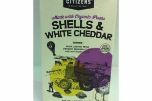 SHELLS & WHITE CHEDDAR DINNER