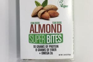 Almond Super Bites