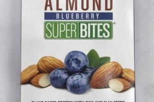 BLUEBERRY ALMOND SUPER BITES