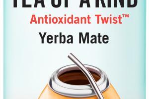 RASPBERRY YERBA MATE REAL BREWED TEA