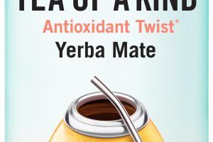 GRAPEFRUIT GUAVA YERBA MATE REAL BREWED TEA