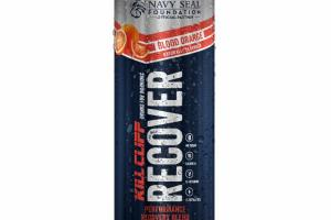 BLOOD ORANGE PERFORMANCE RECOVERY BLEND DRINKS FOR WARRIORS