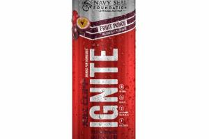 FRUIT PUNCH PERFORMANCE ENERGY DRINK