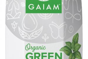 MINT ORGANIC GREEN TEA