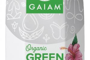 HIBISCUS ORGANIC GREEN TEA
