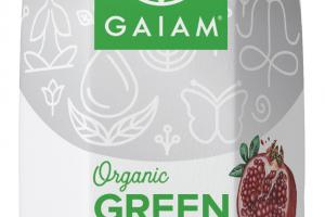 POMEGRANATE ORGANIC GREEN TEA