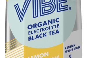 LEMON ORGANIC ELECTROLYTE BLACK TEA