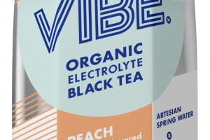 PEACH ORGANIC ELECTROLYTE BLACK TEA