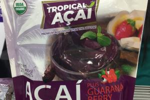 Organic Acai Plus Guarana Berry