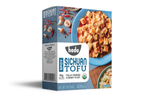 SPICY SICHUAN TOFU