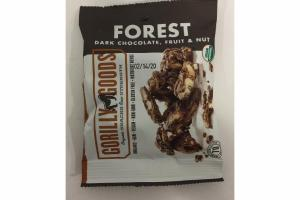 FOREST DARK CHOCOLATE, FRUIT & NUT ORGANIC SNACKS RAW STRENGTH