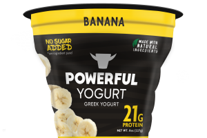 BANANA GREEK YOGURT