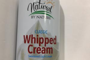 Classic Whipped Cream