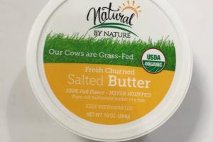 Fresh Churned Salted Butter